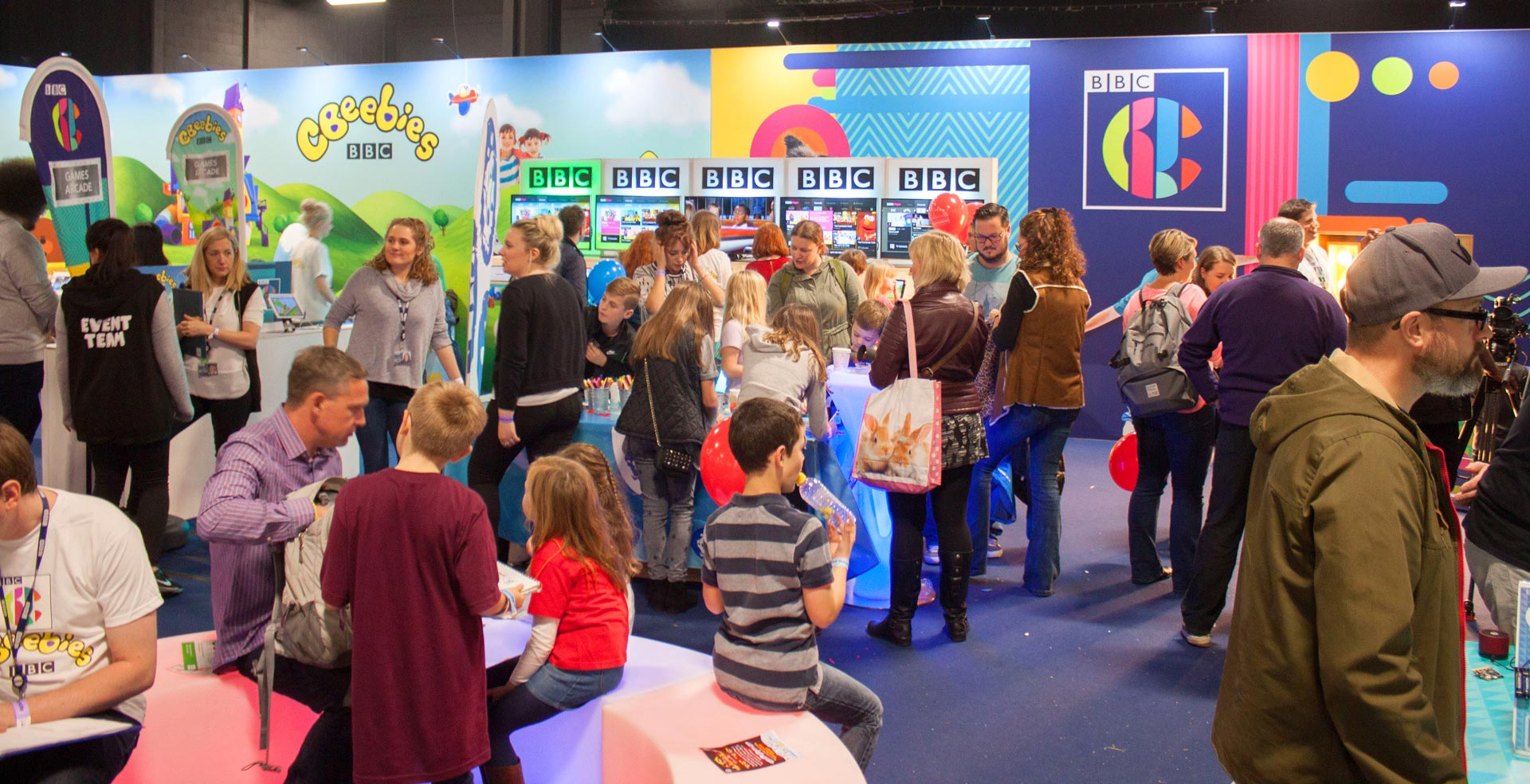 CBBC Digital Kids Show